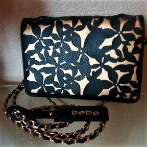 Bebe Gorgeous Wallet/Crossbody
